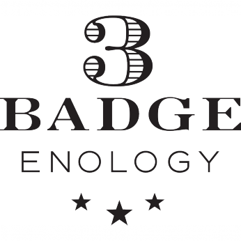 3 Badge Enology